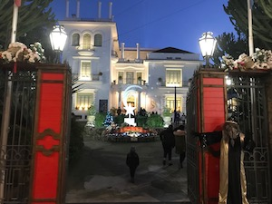 Sorrento. Villaggio di Babbo Natale, mostre ed un calendario della costiera: Al via gli eventi di Villa Fiorentino