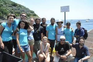 L'Erasmus del mare da Punta Campanella alle altre aree protette della Campania