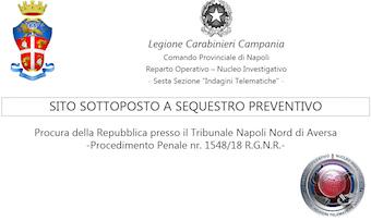 Napoli e provincia, falsi siti web per truffe assicurative