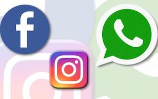 Whatsapp, Instagram e Facebook Messenger saranno interconnessi