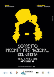 Tornano con la 41ma edizione gli Incontri del Cinema di Sorrento