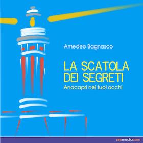 """A Sorrento presentazione de """"La Scatola dei Segreti"""" di Bagnasco"""