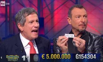 Lotteria Italia: Primi tre premi in Campania, a Sorrento 25mila euro – tutti i biglietti vincenti –