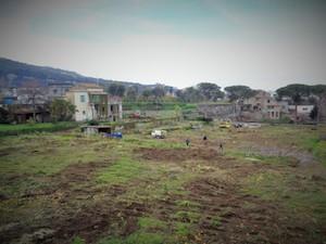 Tombe di epoca romana nel cantiere della stazione elettrica di Sorrento