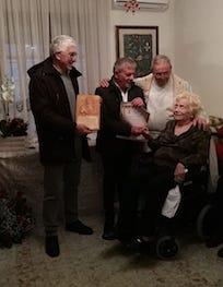 Festa a Massa Lubrense per i 100 anni di Rosa Esposito