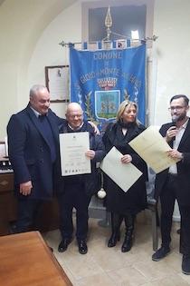 Centenario della morte di Califano, premio a Rosario Fiorentino