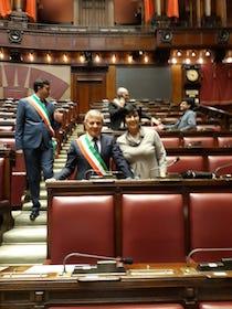 Delegazione di Massa Lubrense alla Camera dei Deputati