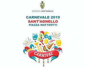 Al via il Carnevale di Sant'Agnello con divertimento per tutti
