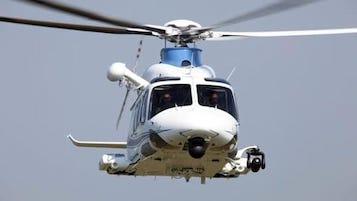Rete elettrica, verifica delle linee con elicotteri in costiera sorrentina