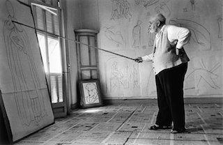 Tutto pronto a Sorrento per la mostra dedicata a Matisse