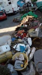 rifiuti-mareggiata-marina-grande-sorrento