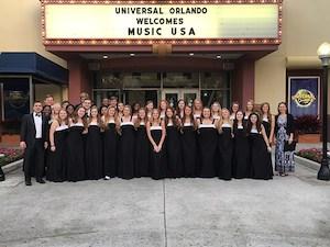 Concerto di musicisti Usa al santuario di San Giuseppe di Sant'Agnello