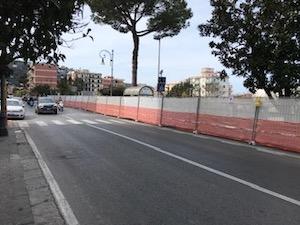 Sorrento: Al via i lavori per allargare via Marziale, termineranno a giugno