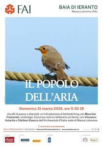 Escursione alla scoperta dell'avifauna della Baia di Ieranto