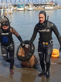 pulizia-fondali-marina-grande-sorrento-10319-3