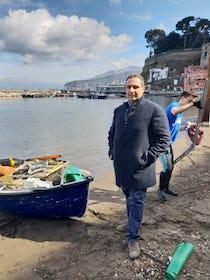 Elezioni Sorrento. Luigi Di Prisco lancia Viviamo Sorrento