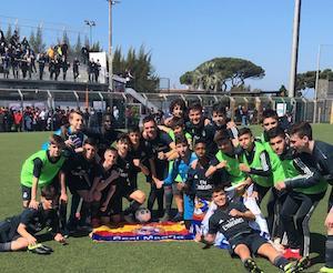 Al Real Madrid il Torneo delle Sirene-Msc Cup 2019 di Sorrento