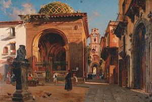 Presentazione del libro di Mario Russo sui sedili nobiliari di Sorrento