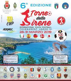 Al via il Torneo delle Sirene-Msc Cup di Sorrento e Sant'Agnello