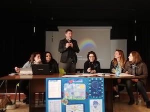 A Meta studenti protagonisti della Giornata sull'autismo