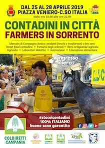 Sorrento: Animali rari e prodotti a km zero con Campagna Amica Coldiretti
