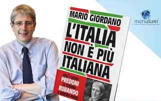 L'Italia in mano agli stranieri. Mario Giordano presenta a Sorrento il suo libro