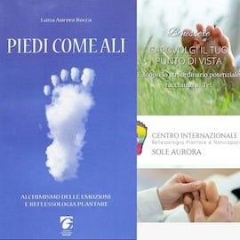 Reflessologia plantare, a Meta si presenta il libro di Luisa Aurora Rocca
