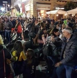 Vico Equense presa d'assalto per la prima serata di Pizza a Vico 2019