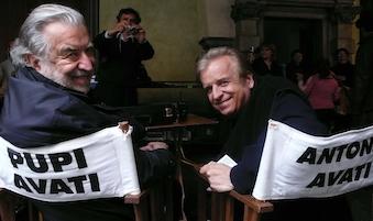 Agli Incontri del Cinema di Sorrento omaggio a Pupi e Antonio Avati