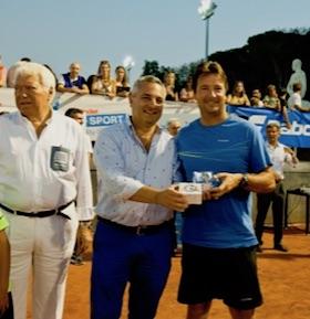 Capri Watch ancora al fianco del grande tennis