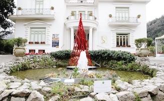 La grande arte internazionale a Sorrento per il rilancio post Covid