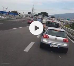 Napoli-Sorrento, viaggio odissea sia in auto che in treno
