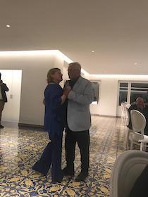 Festa con Simone Schettino a Sorrento per gli 80 anni di Paolo Iaccarino