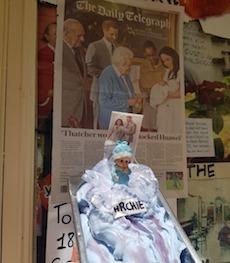 Da Sorrento il gelato in onore di Archie il Royal Baby di Harry e Meghan