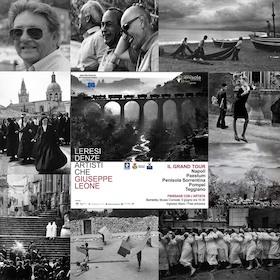 Al Museo Correale di Sorrento il Grand Tour del fotografo Giuseppe Leone