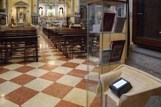 In chiesa il Pos per le offerte con carta di credito e bancomat