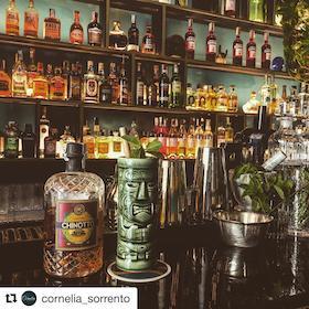 "A Sorrento apre il cocktail bar ""Cornelia"""