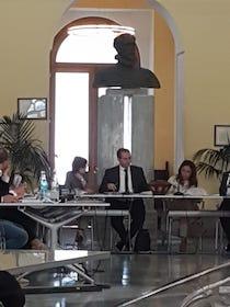 Luigi Di Prisco nuovo presidente del Consiglio comunale di Sorrento