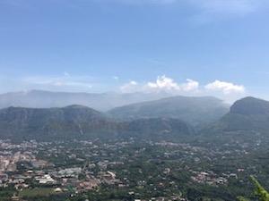 Ritmi sudamericani per un concerto sul monte Faito