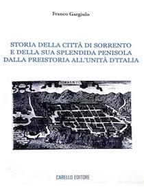 Storia di Sorrento e della sua penisola, domani si presenta il libro di Gargiulo