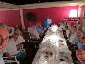 """A Sorrento cena """"di solidarietà"""" per i tifosi del Milan"""