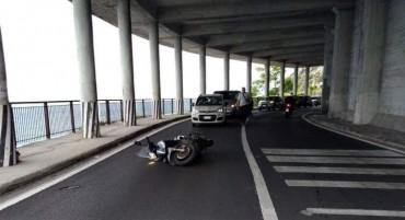 Incidente a Pozzano, ferito giovane di Sorrento