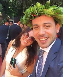 Laurea per Alessandro Maggio di Massa Lubrense