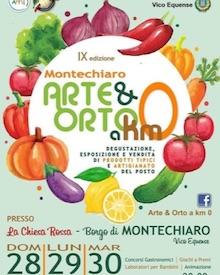 """A Vico Equense mostra-mercato di prodotti tipici con """"Arte & Orto Km 0"""""""