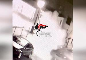 Bombe a Vico Equense, un arresto all'alba di oggi – video –