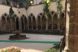 Annullato l'evento dedicato alle donne al chiostro di San Francesco di Sorrento