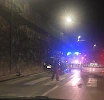 Incidente a Sorrento, grave un ragazzo – foto –