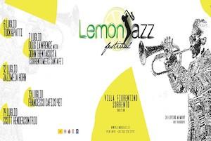 Prende il via domani il Lemonjazz Festival 2019 di Sorrento