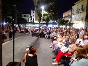 Grande successo per la Notte d'Arte 2019 di Sorrento – foto e video –