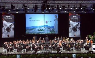 """L'Orchestra Sinfonica """"Città di Ferentino"""" apre il Social World Film Festival di Vico Equense"""